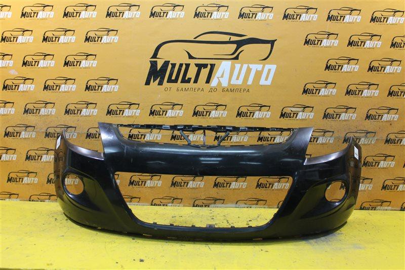 Бампер Hyundai I20 1 2008 передний