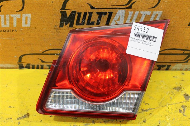 Фонарь внутренний Chevrolet Cruze 1 СЕДАН 2012 задний правый