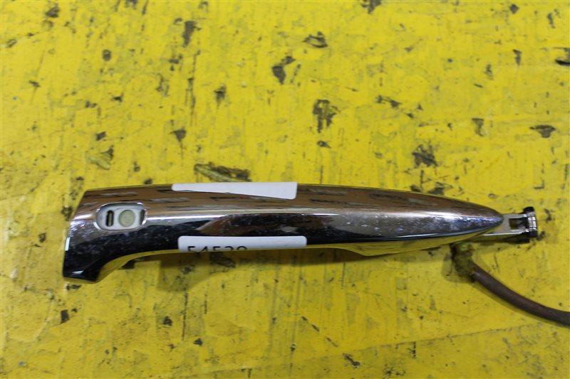 Ручка двери внешняя Lexus Ls 4 2007 задняя левая