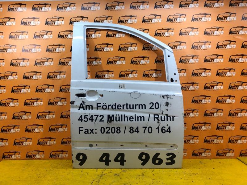 Дверь Mercedes Vito W639 2003 передняя правая