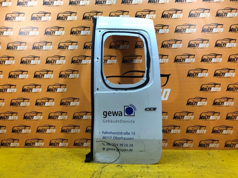 Дверь багажника Renault Kangoo 2 2008 задняя правая