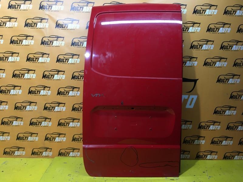 Дверь Mercedes Vito W447 2014 задняя левая