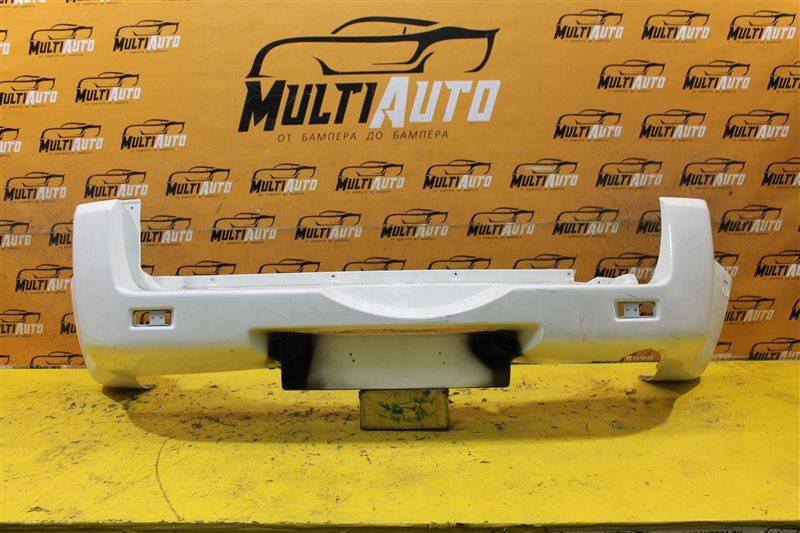 Бампер Suzuki Grand Vitara 3 2012 задний