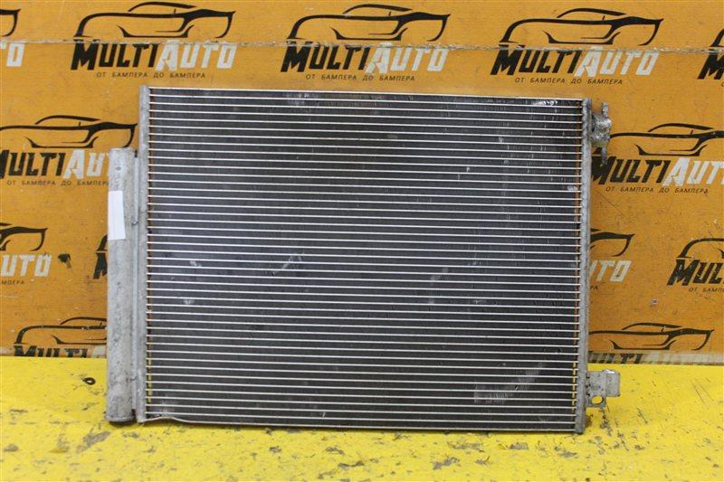 Радиатор кондиционера Renault Logan 2 2012