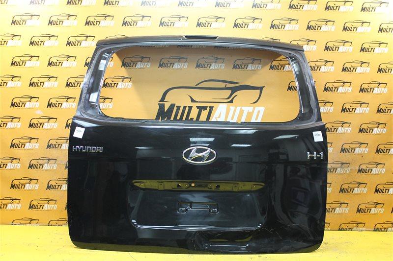 Крышка багажника Hyundai H-1 2007 задняя