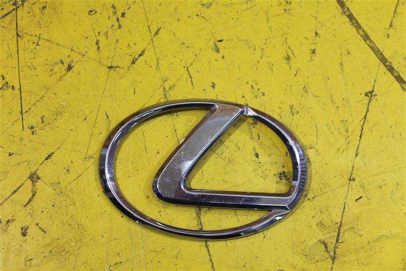 Эмблема решетки радиатора Lexus Es 5 2006 передняя