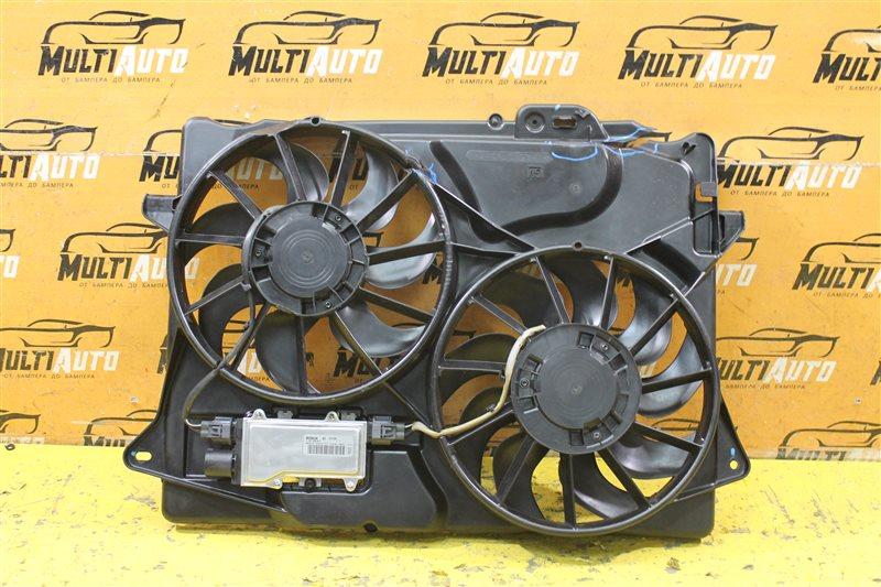Вентилятор радиатора Opel Antara 1 2006