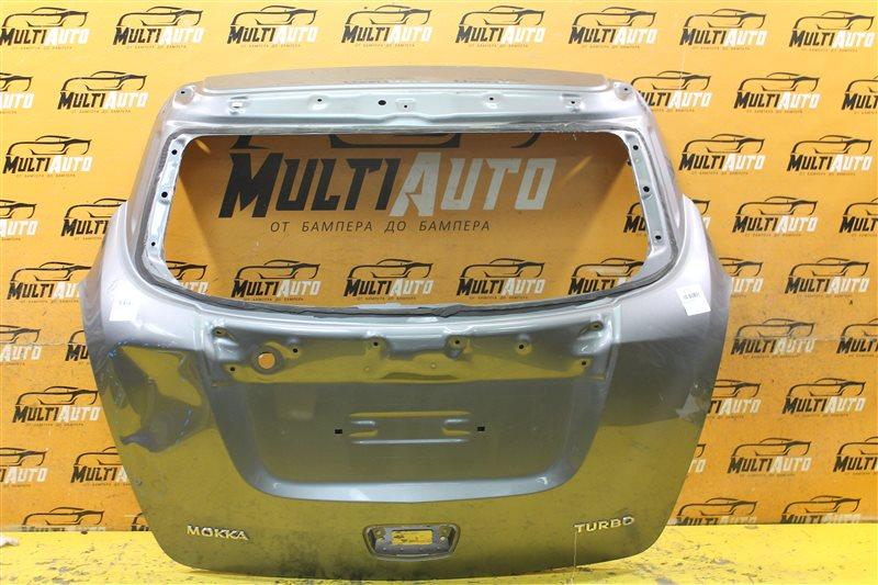 Крышка багажника Opel Mokka 2012 задняя