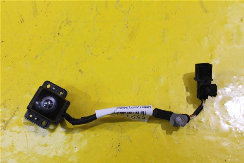Камера в решетку радиатора Kia Optima 4 2015
