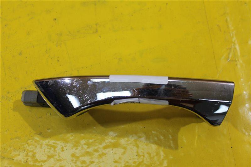 Ручка двери внешняя Honda Accord 8 2008 передняя правая