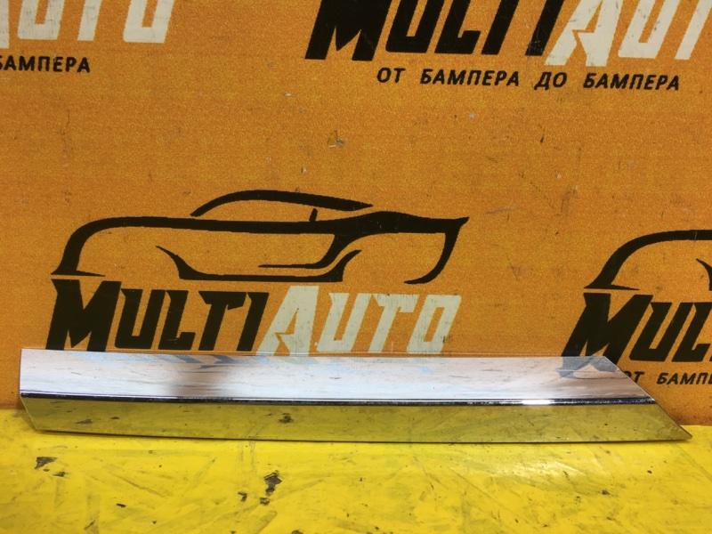 Хром решетки радиатора Mercedes Gl X164 правый нижний