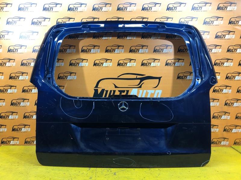 Крышка багажника Mercedes V-Classe W447