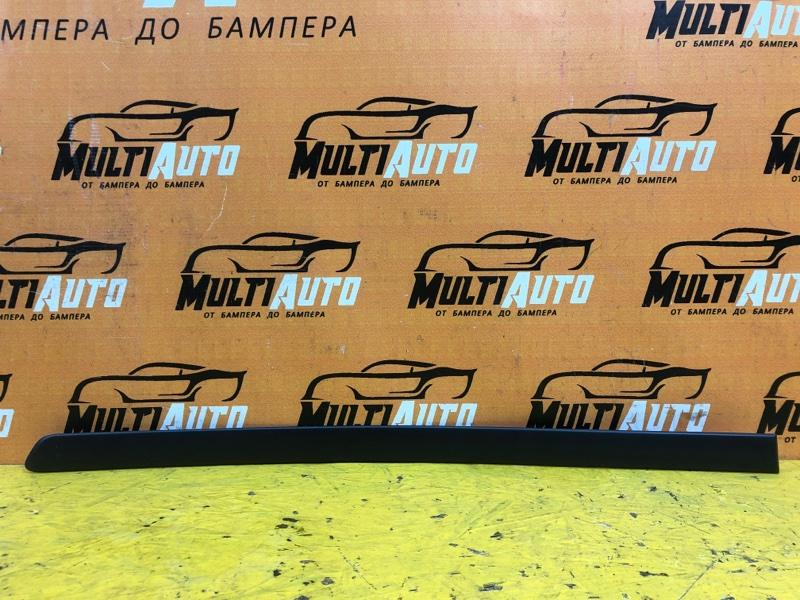 Молдинг двери Opel Meriva A задний левый