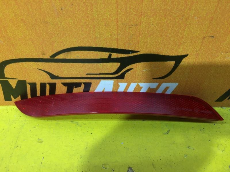 Отражатель Bmw 3 Series F30 задний левый