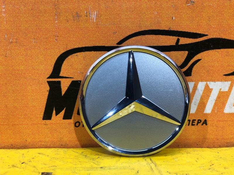 Эмблема крышки багажника Mercedes Gle C292 2015