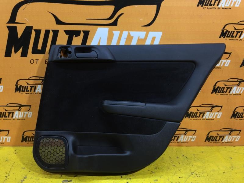 Обшивка двери Chevrolet Astra G 1998 задняя правая