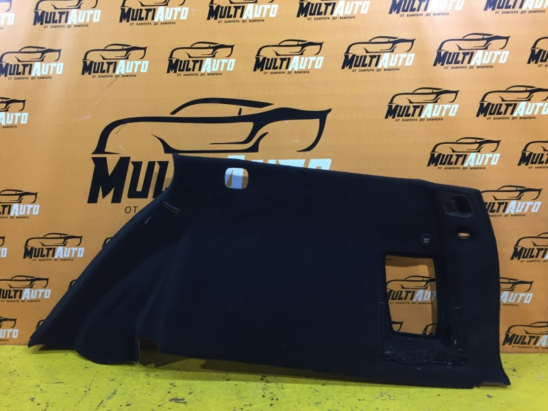 Обшивка багажника Mercedes Ml W166 2011 задняя правая