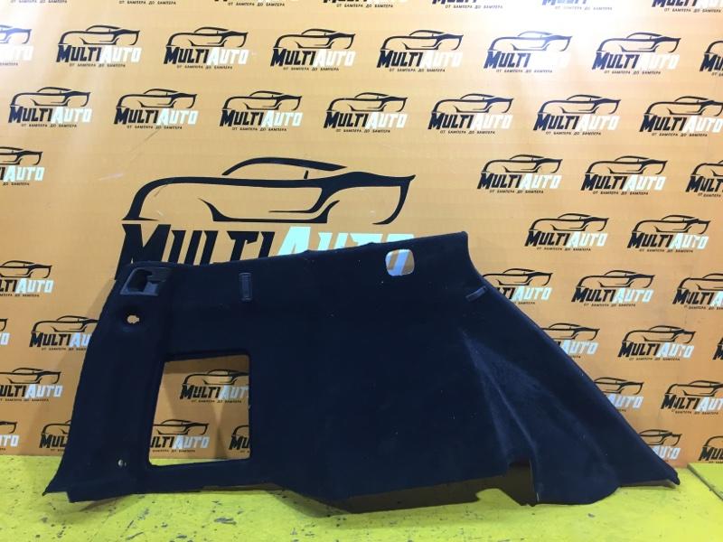 Обшивка багажника Mercedes Ml W166 задняя правая
