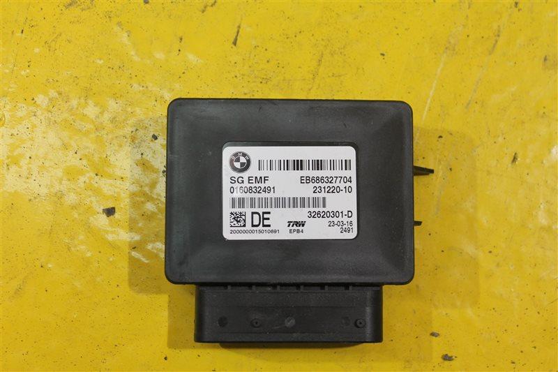 Блок управления тормозной системой Bmw 5 Series F10 2013