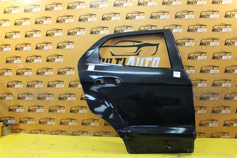 Дверь Ford Ecosport 1 2014 задняя правая