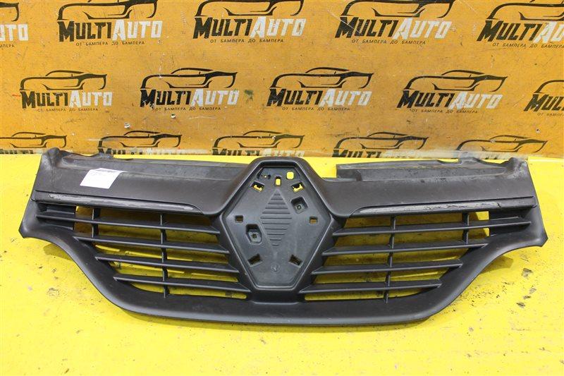 Решетка радиатора Renault Logan 2 2014