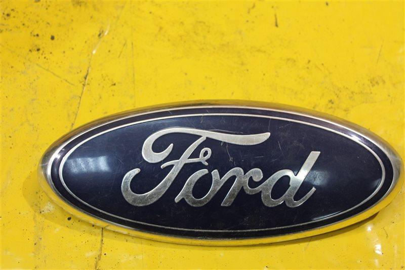 Эмблема крышки багажника Ford Ranger 3 2011 задняя