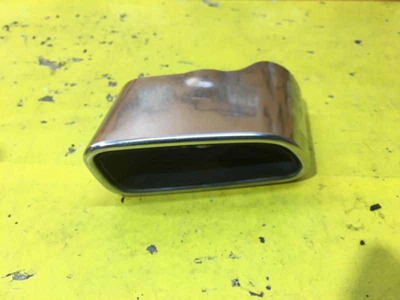 Насадка на глушитель Mercedes Slk R171 левая