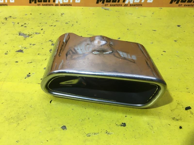 Насадка на глушитель Mercedes Slk R171 правая