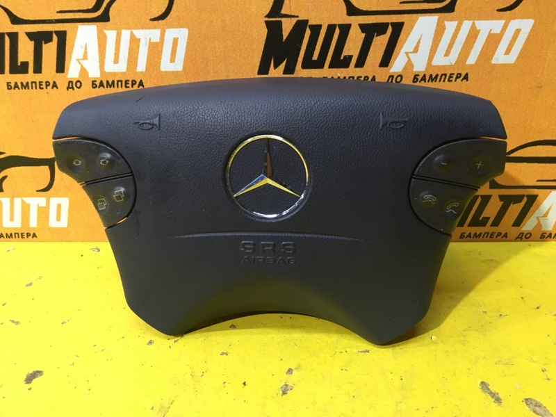 Подушка безопасности Mercedes E-Classe W210 передняя