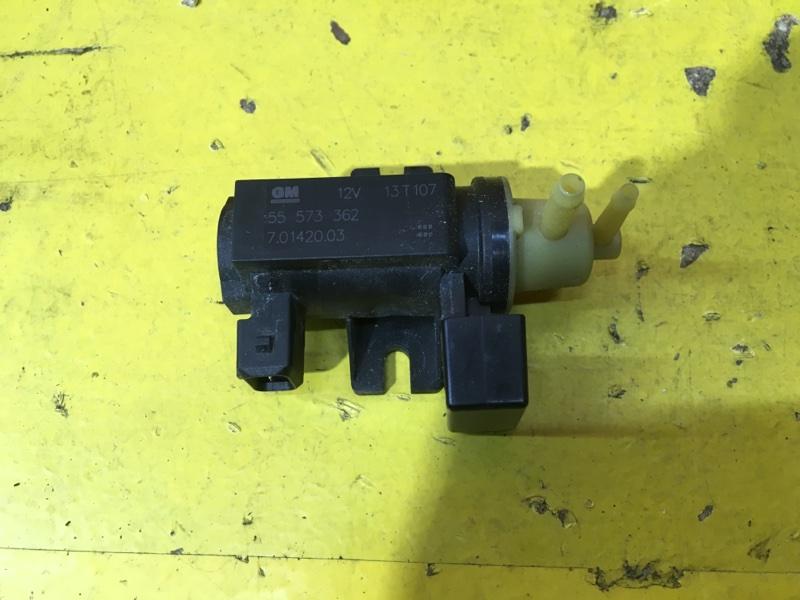 Клапан электромагнитный Opel Insignia