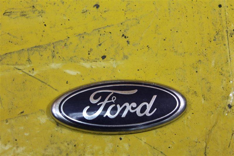Эмблема решетки радиатора Ford S-Max 1 2006 передняя
