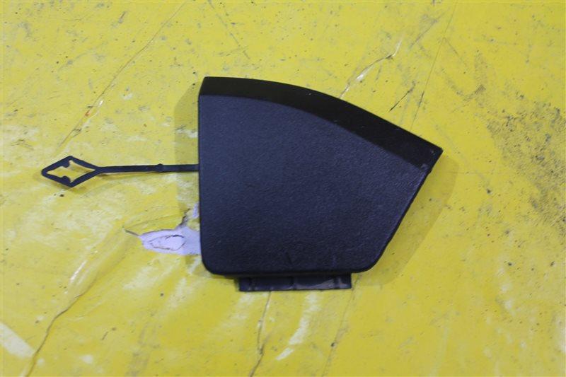 Заглушка юбки бампера Bmw X4 F26 2014 задняя