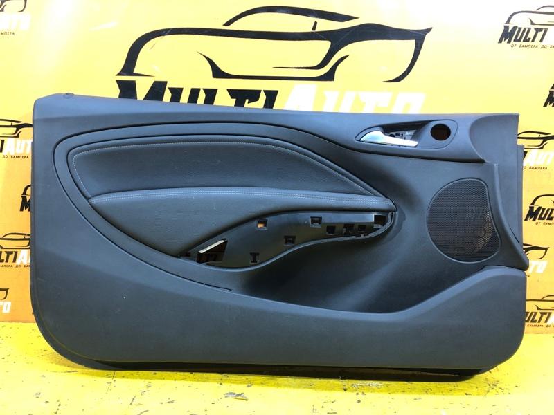 Обшивка двери Opel Adam левая