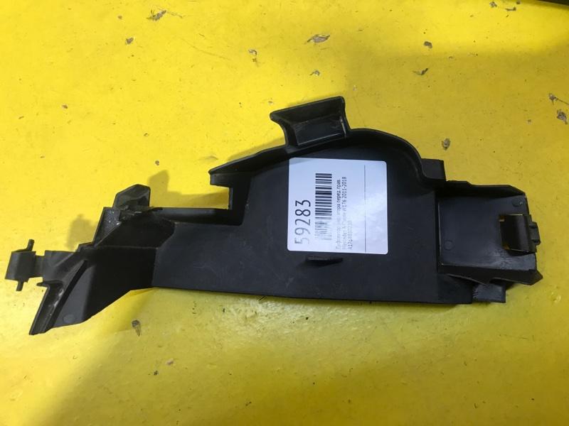 Дефлектор радиатора Mercedes A-Classe W176 2011 передний правый