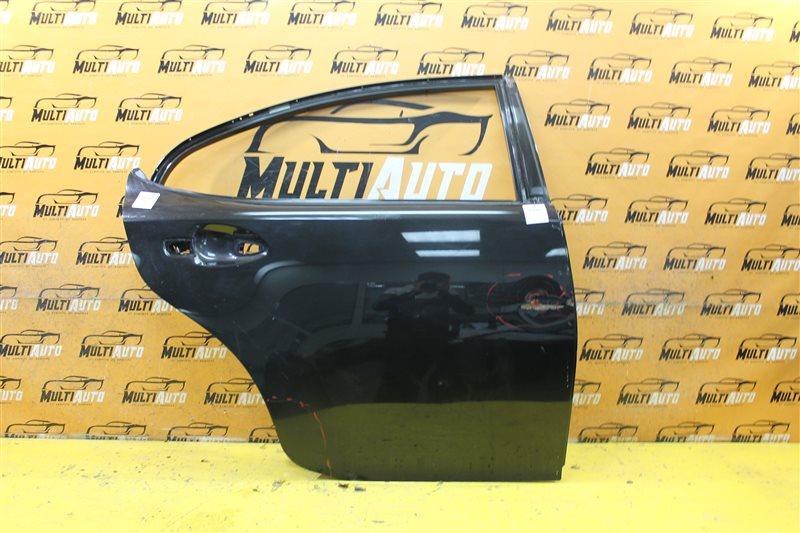 Дверь Lexus Es 6 2012 задняя правая