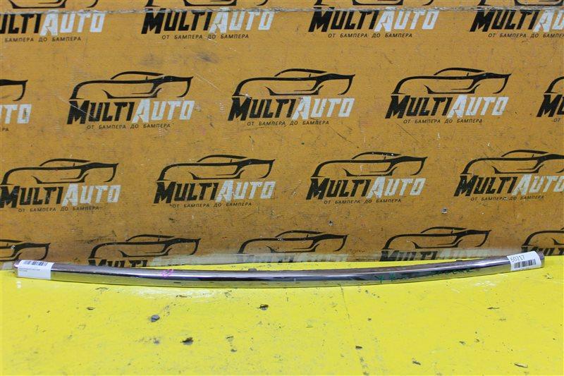 Хром бампера Nissan Murano Z52 2014 задний нижний