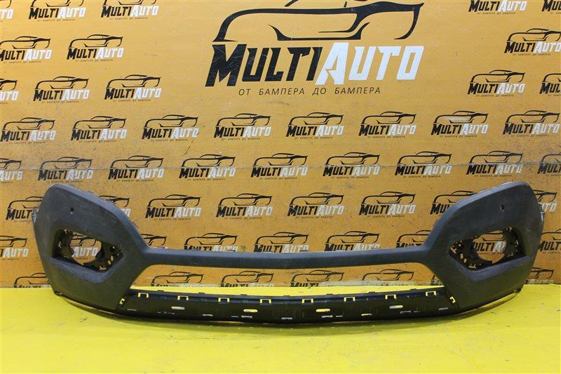 Юбка бампера Opel Mokka 2012 передняя