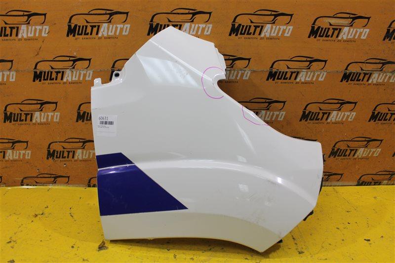 Крыло Fiat Ducato 290 2014 переднее правое