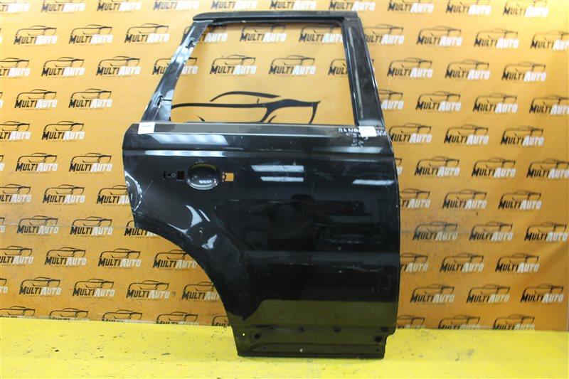 Дверь Land Rover Range Rover Sport 320 2005 задняя правая