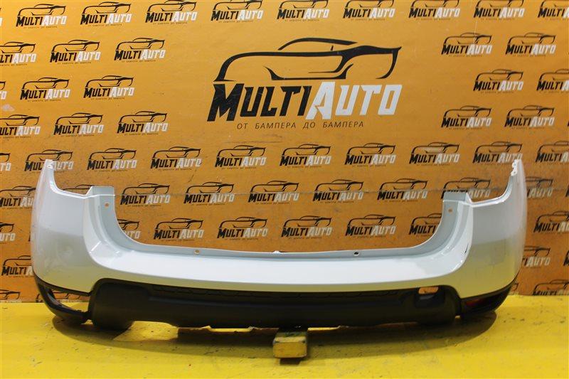 Бампер Renault Duster 1 2010 задний
