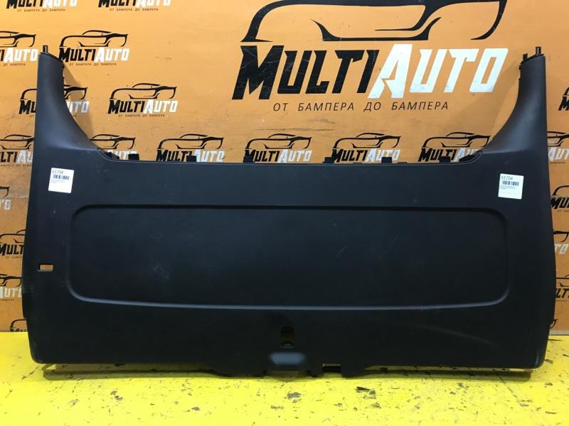 Обшивка крышки багажника Mercedes Vito W447 2014