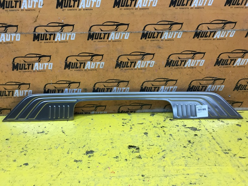 Накладка багажника Mercedes Vito W447 2014