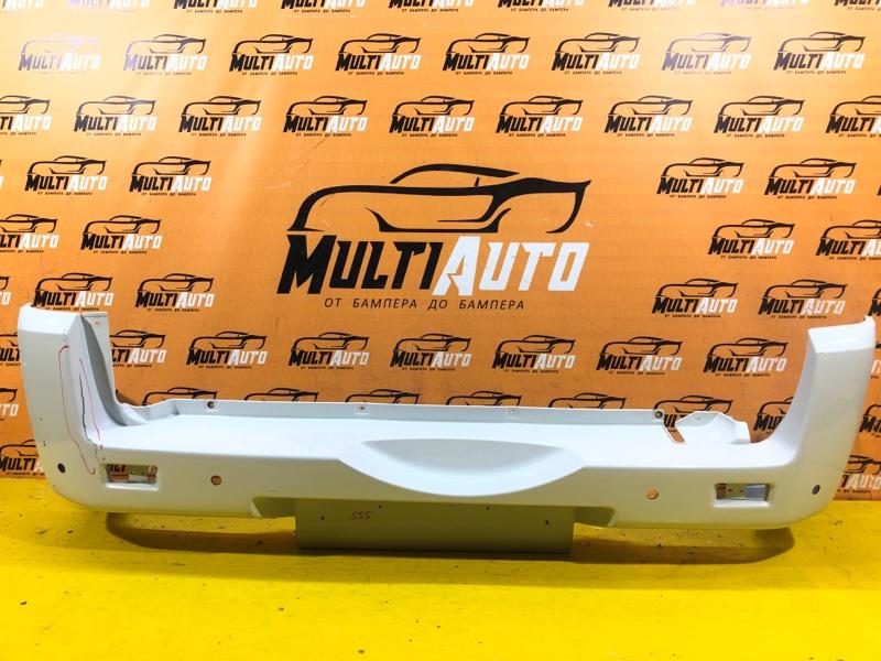 Бампер Suzuki Grand Vitara JT 2012 задний