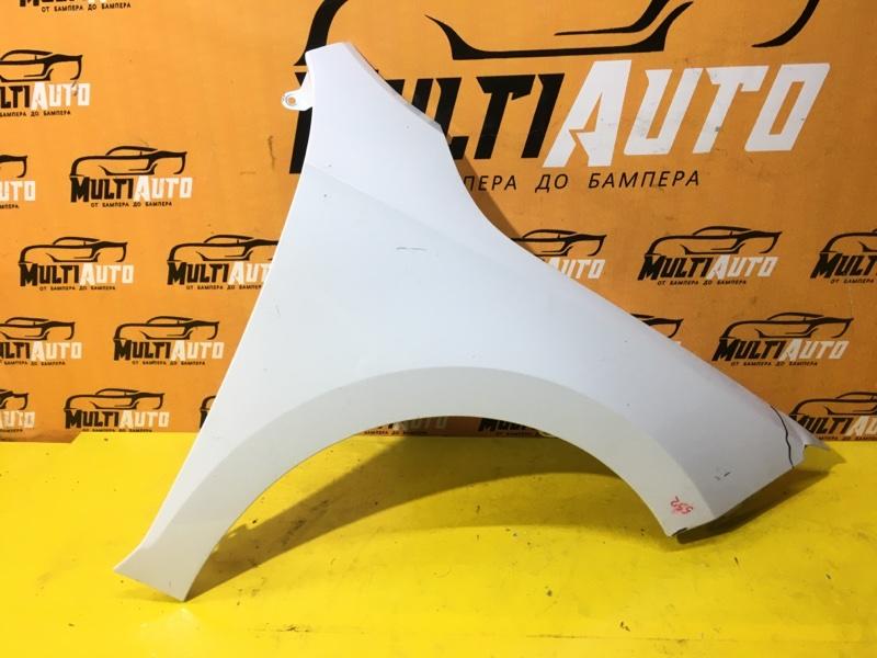 Крыло Skoda Rapid 1 2012 переднее правое