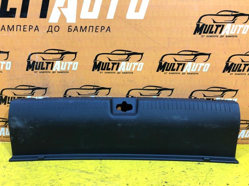 Обшивка багажника Kia Rio 3 2011