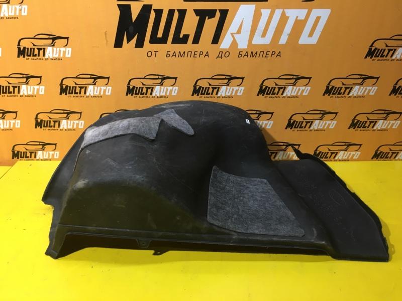 Обшивка багажника Kia Rio 4 2017 задняя правая