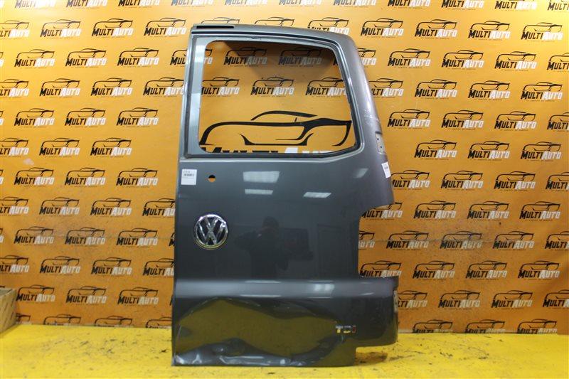 Дверь Volkswagen Transporter T5 2003 задняя правая