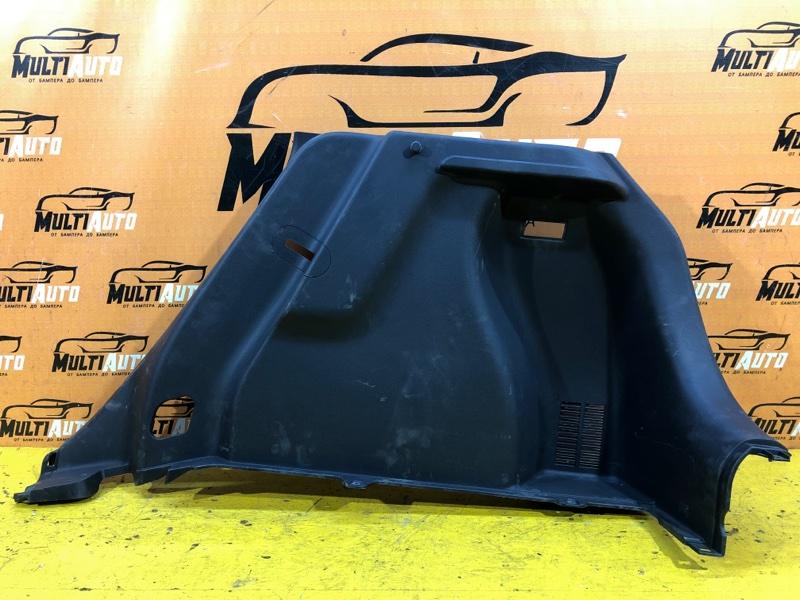 Обшивка багажника Kia Rio 4 X-LINE 2017 задняя правая