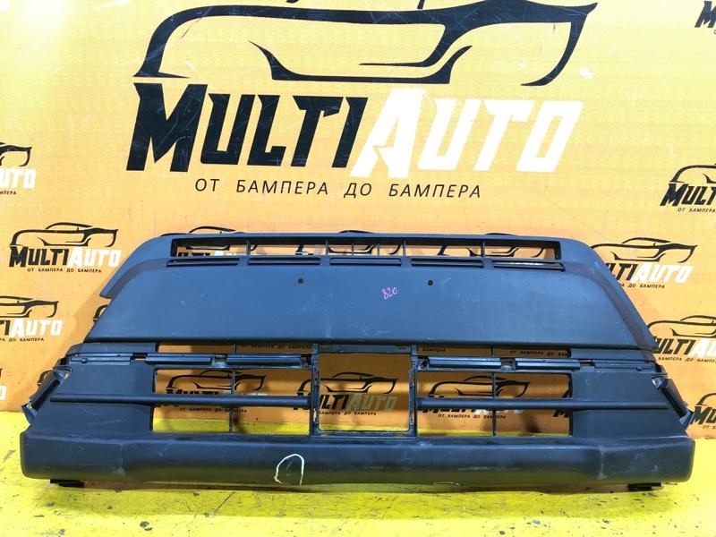 Решетка в бампер Suzuki Grand Vitara 3 2015