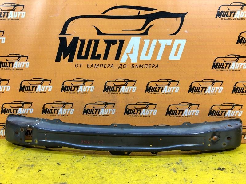 Усилитель бампера Renault Logan 2 2013 передний